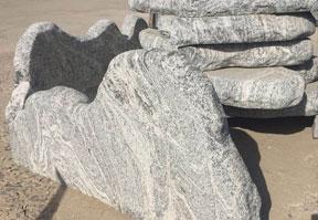 浪淘沙景观石风景石展示